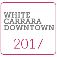 White Carrara Downtown